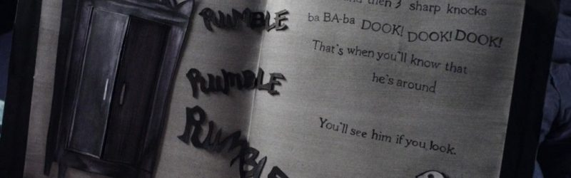 The Babadook: Hooked on Phonics Will Phuck You Up